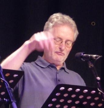 Lesung Dieter Forte im zakk in Düsseldorf